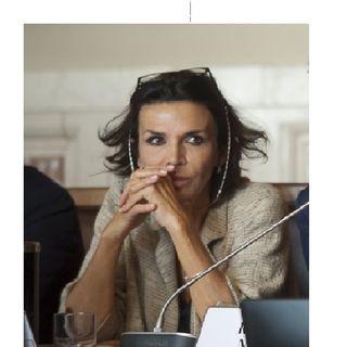 Roma-Presentazione Dossier Indifesa Intervista alla giornalista Maria Cuffaro