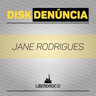 Janeilda Rodrigues - fala sobre Tráfico de Pessoas