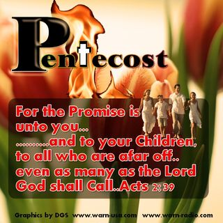 """""""Birth of Ecclesia"""" Outpouring of Pentecost 2019 Pt1"""