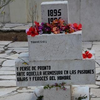 Honran a Martí desde Travesía