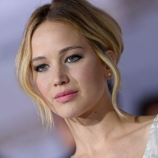Jennifer Lawrence thinks the hurricanes are punishment for America voting Trump