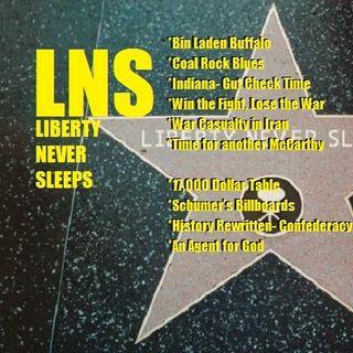 Liberty Never Sleeps 05/03/16 Show