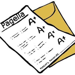 #partinico Ansia per le pagelle? Ovvio