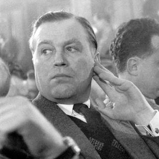 Otto John kehrt in die Bundesrepublik zurück (am 12.12.1955)