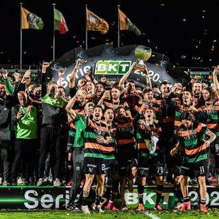 Serie B: l'esito della finale playoff, con il Venezia che vola in massima serie