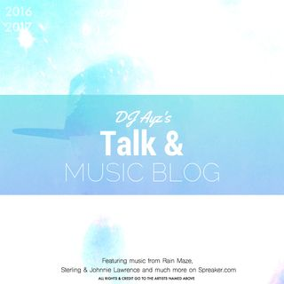 DJ Ayz - Talk & Music Blog #2 (Live from SSR)