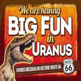 Radio Active: Live From Uranus