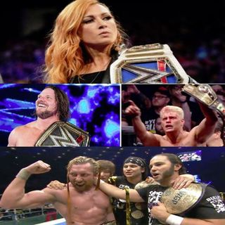 2018 Wrestling Year in Review