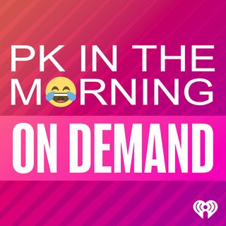 Happy Jingle Ball Day And PK In The Morning's Greatest Week Of Giveaways Finale !