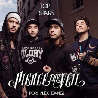 #8 Top Stars - Pierce The Veil