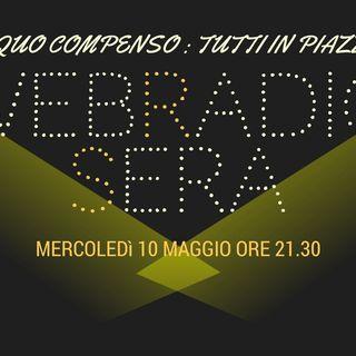 WebradioSera - EQUO COMPENSO: TUTTI IN PIAZZA