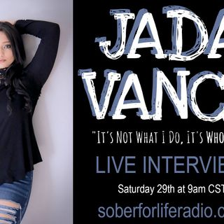 Live Inspirational Show with special guest Jada Vance
