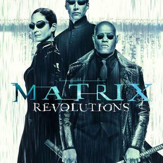 Matrix Reloaded - Scelta e Scopo
