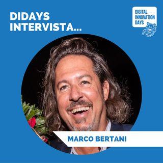 DIDAYS incontra Marco Bertani Autore del libro @ClubHouse Potere alla Voce