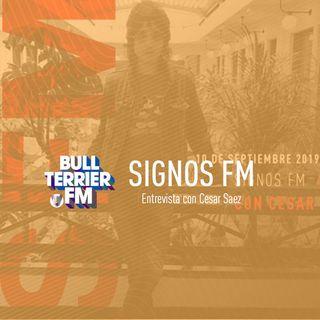 SignosFM #538 con Cesar Saez