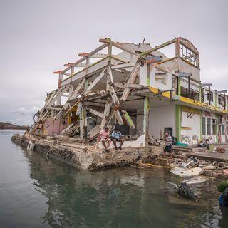 Providencia: tardará más de 10 años para que la Isla vuelva a ser como antes