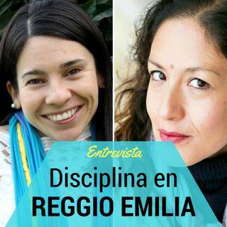 La disciplina en los centros Reggio Emilia