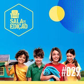 #029 | Turma da Mônica - Laços (Entrevista com Marcelo Junqueira e Sabrina Wilkins)