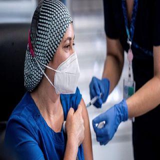 En EUA se podrá vacunar contra la covid a un millón en un día