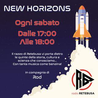 Curiosità a tutto tondo da 3 continenti! New Horizons Ep. 12