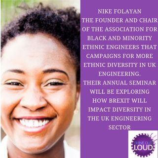 TV Antennas Lead Nike Folayan to a Career in Electrical Engineering.