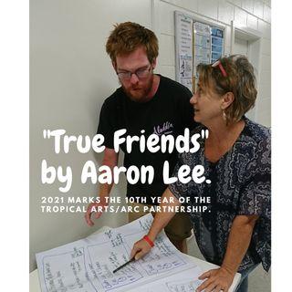 True Friends play Reading