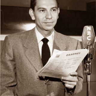 Classic Radio Theater for August 25, 2021 Hour 1 - Joe Friday and the Blitz Bandits
