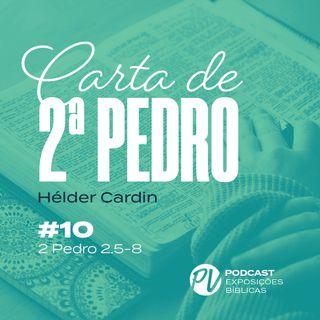 2Pe 2.5-8 - Hélder Cardin