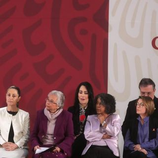 """Anuncian estrategia de protección para mujeres """"Puerta Violeta"""""""