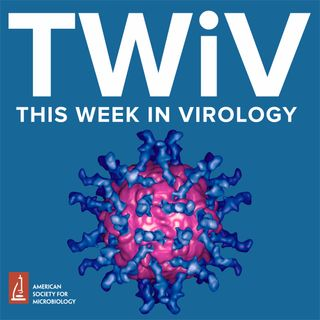TWiV 380: Viruses visible in le microscope photonique