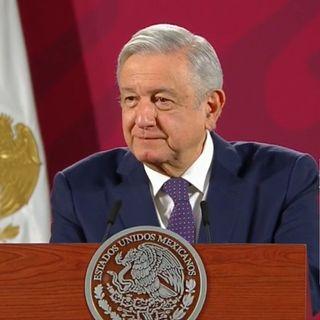 El presidente López Obrador presentará plan para reactivar actividades