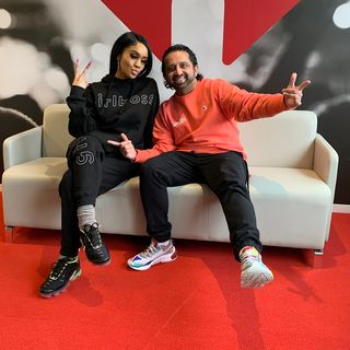 Saweetie w/DjPupDawg Weekend Top30 11-02-2019