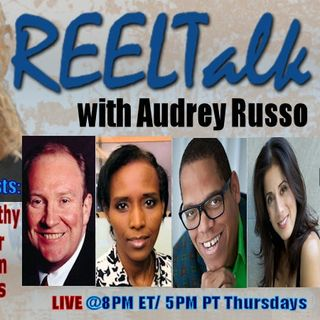 REELTalk: Author Andrew McCarthy, Comedians Ellen Karis and Greg Morton, and Mona Walter, direct from Sweden