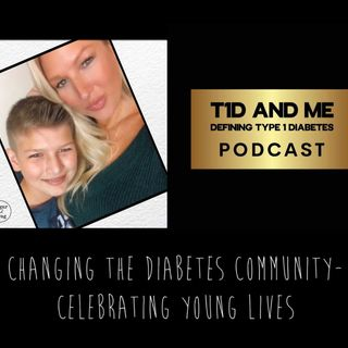SE01 - EP1 - Young Lives Changing the Diabetes Community - Zach - sugar and Swag Life