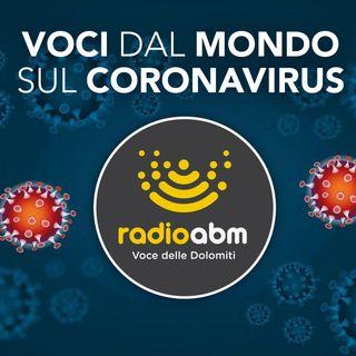Voci dal mondo sul Coronavirus