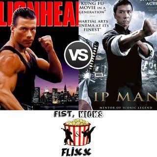FKF Episode 14 - Ip Man vs Lionheart
