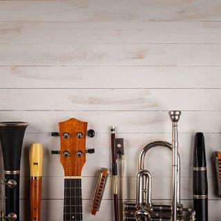 Los instrumentos más populares del mundo