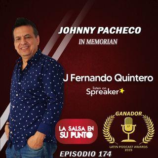 Johnny Pacheco-In Memorian
