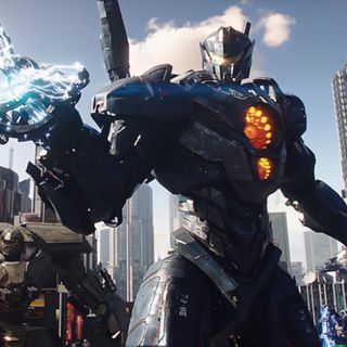 Episode 20: Pacific Rim Uprising 5/10 Smooches