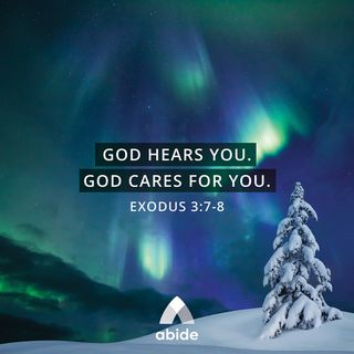 God Hears Your Cries