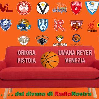 Oriora Pistoia-Reyer Venezia 69-97