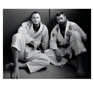 Professer Adem Redzovic, Gracie Barra BJJ Chicago