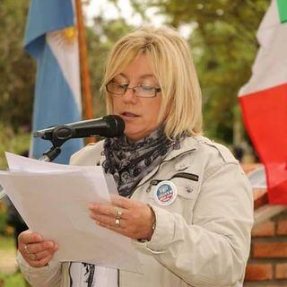 La Otra Italia: Maria Dalleves da Buenos Aires, Argentina