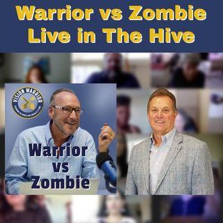 Warrior vs Zombie Episode 40 with Scott Schilling