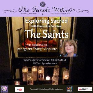 The Saints as Modern Day Spiritual Guides