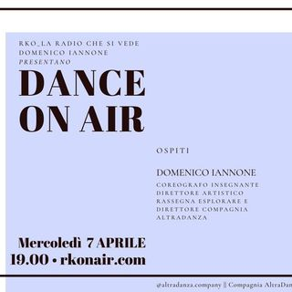 DANCE ONAIR #21 - 07/04/2021