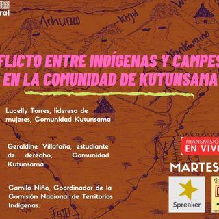 Conflicto entre indígenas y campesinos en la comunidad de Kutunsama