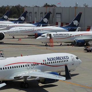 Acuerda Aeroméxico, un crédito por mil millones de dólares