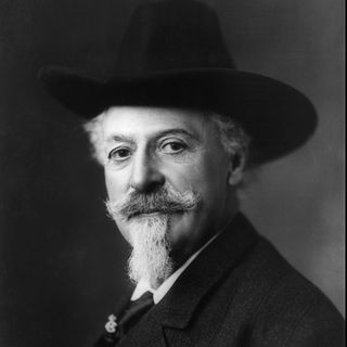 Frontier Fighters - Buffalo Bill Cody - Aired 1930s