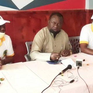 Déclaration de ralliement à la majorité présidentielle de Féfé Onanga et du MPR